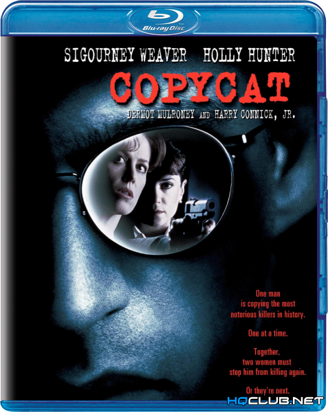 Имитатор / Copycat (1995) BDRip
