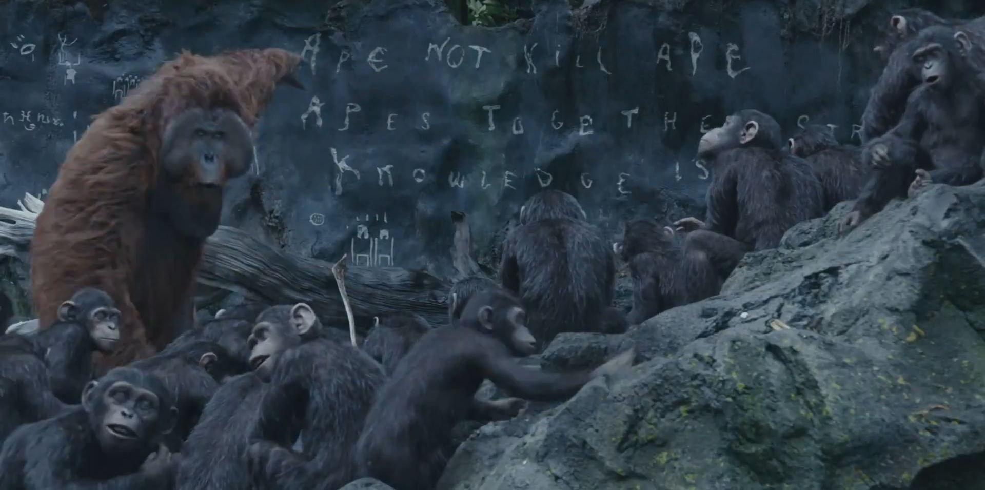Планета обезьян Война 2017  КиноПоиск