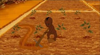 Кирику и дикие звери (2005)
