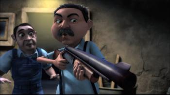 Альфа и Омега: Клыкастая братва (2010)