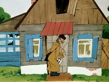Зима в Простоквашино (1984)