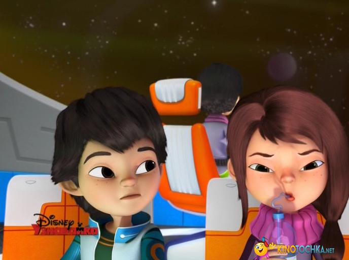 смотреть мультфильм онлайн майлз с другой планеты
