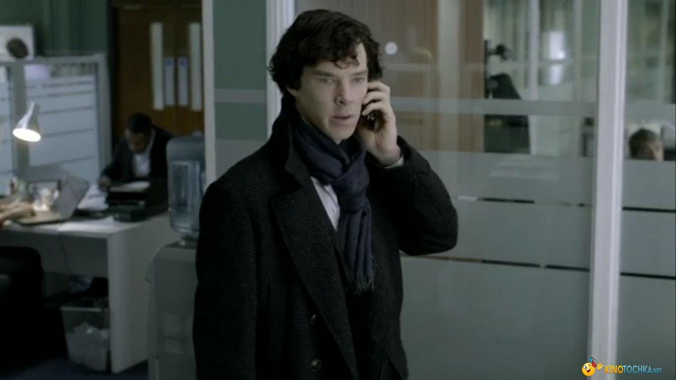 Смотреть сериал Шерлок онлайн бесплатно все серии