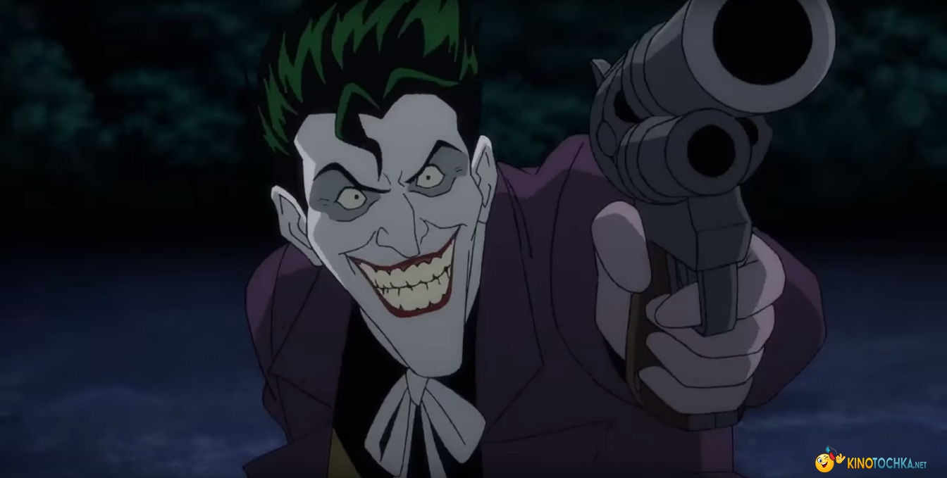 бэтмен убийственная шутка мультфильм скачать торрент