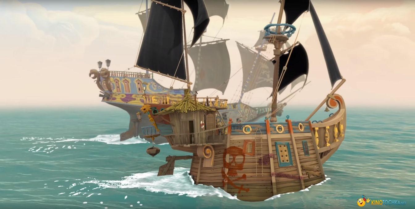 Смотреть фильм Пираты Карибского моря: Мертвецы не рассказывают сказки в 720
