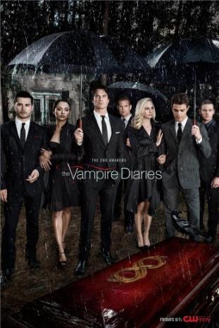 Дневники вампира 8 сезон онлайн в хорошем hd 720
