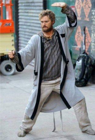У «Железного кулака» новоявленный шоураннер равным образом дальнейший сезон!