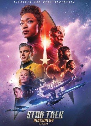 Звёздный путь: Дискавери 2 Сезон (2019)