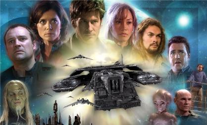 Список фантастических сериалов доступных к онлайн просмотру на нашем сайте